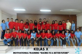 Motivational Training SMK FARMASI PENABUR Jakarta 2013